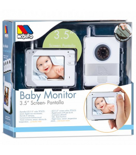 "Baby Monitor 3.5"" Screen"