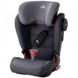 KIDFIX III S, seguridad y confort al máximo nivel
