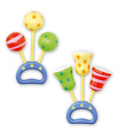 Sonajero bolas/campanas